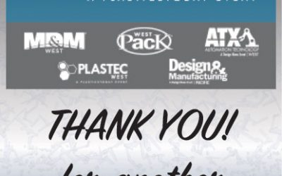 Thank You For A Successful Plastec West 2020